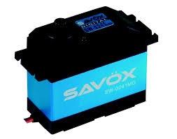 Savox #SW-0241MG 1/5  Size Digital Servo Water Proof