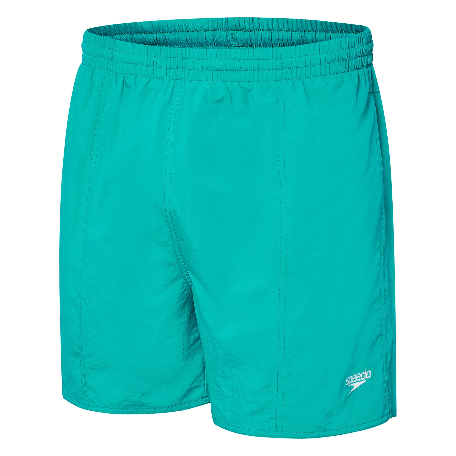 Mens Solid Leisure Short Jade