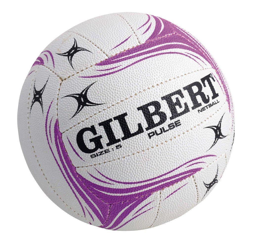 Gilbert Pulse Leisure Ball (size 5): White