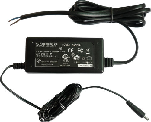 36W 24V SWITCHING POWER ADAPTER