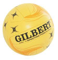Gilbert State Training Ball (Spectra T500): Yellow (size 5)