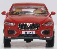 Oxford #76JFP003 1/76 Jaguar F-Pace