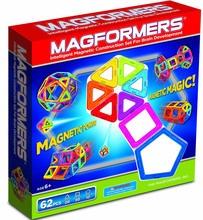MAGFORMERS RAINBOW 62PCS