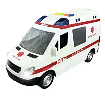 1:16 LIGHT & SOUND AMBULANCE