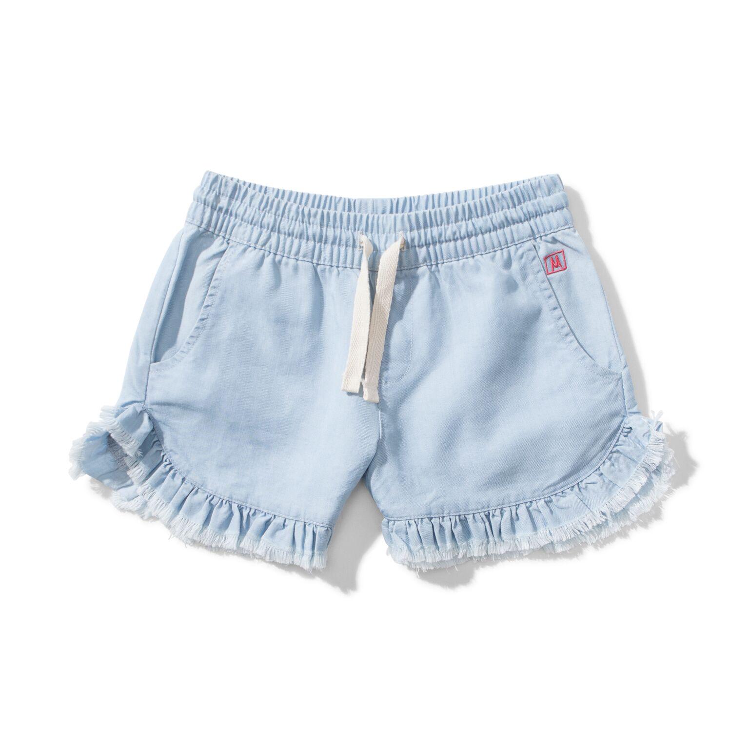Missie Munster Espi Frill Walk Shorts