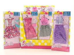 BARBIE FASHIONS ASSORTMENT