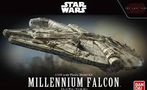 Bandai #0219770 1/144 Star Wars Millennium Falcon