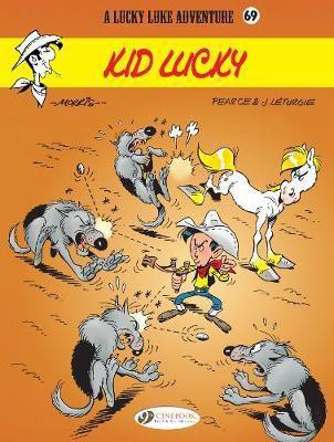 Lucky Luke # 69: Kid Lucky