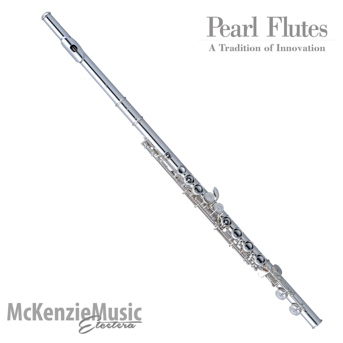 Pearl 665RBE Quantz Intermediate Flute