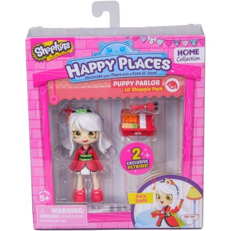 SHOPKINS HAPPY PLACES PUPPY PARLOR SERIES 1