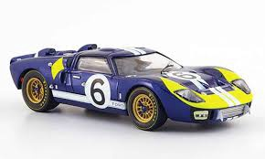 Shelby Collectables #GT40 Mk.II #6 Andretti/Bianchi