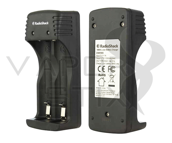 RadioShack LBC-305 18650 Charger