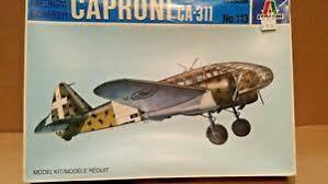 Italeri #113 1/72 Caproni CA-311