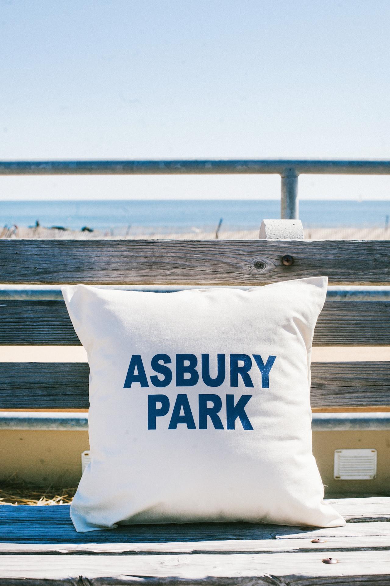 Asbury Park Bold Pillow