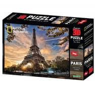 3D PUZZLE PARIS 500 PCS