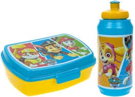 PAW PATROL SANDWICH BOX SET