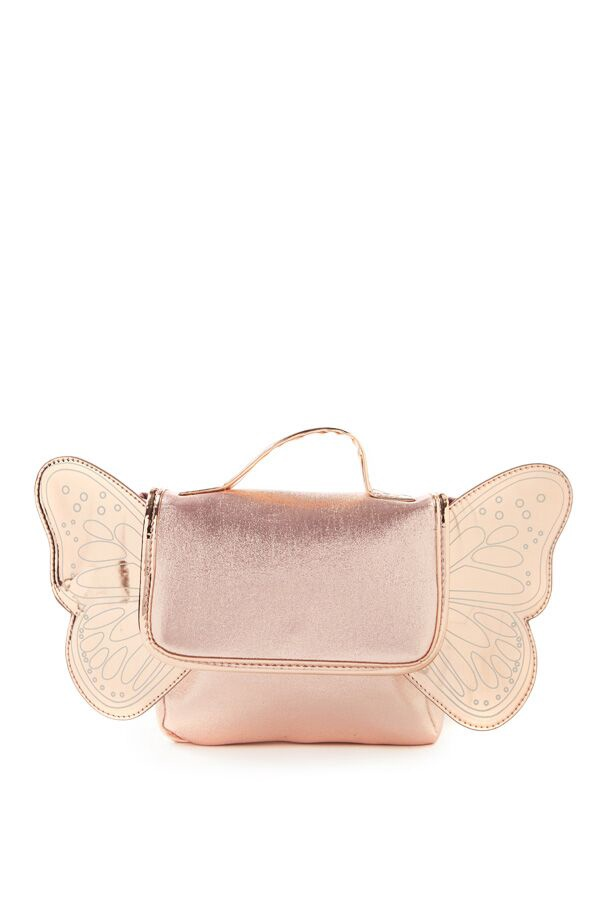 Milky Butterfly Backpack Blush