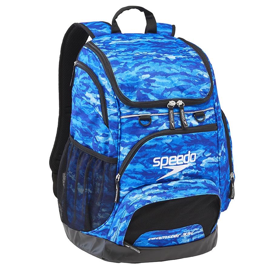 35L USA Teamster Backpack Blue Oceans