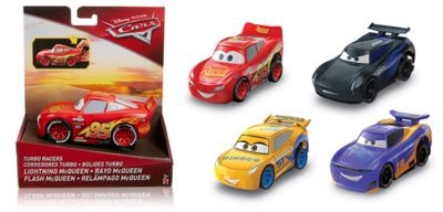 CARS SPOILER SPEEDERS ASSORTMENT
