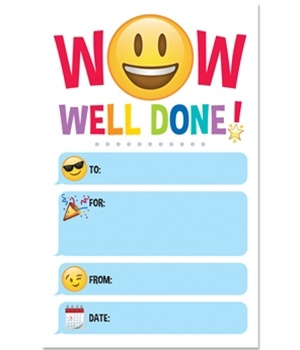CTP 2517 EMOJI WELL DONE AWARD