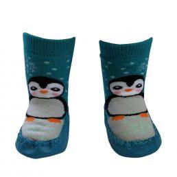 Penguin moccasins