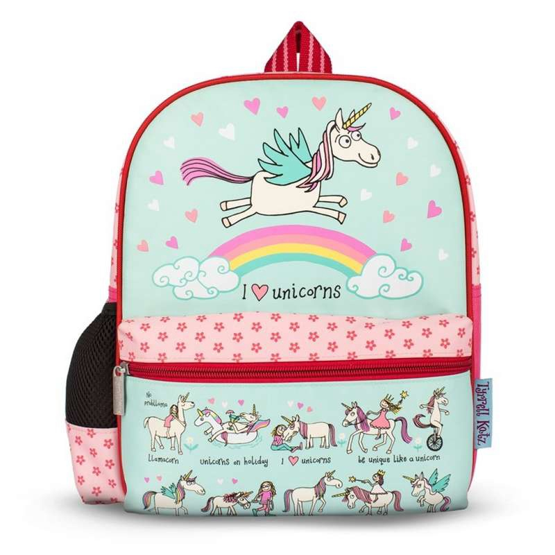 BACKPACK UNICORNS
