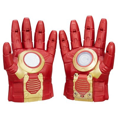 AVENGERS IRON MAN ARC FX ARMOR GLOVES