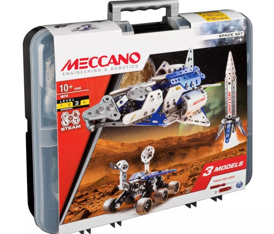 Meccano # 6053852 . Space Set
