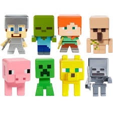 MINECRAFT MEGA FIGURE ASSORTMENT