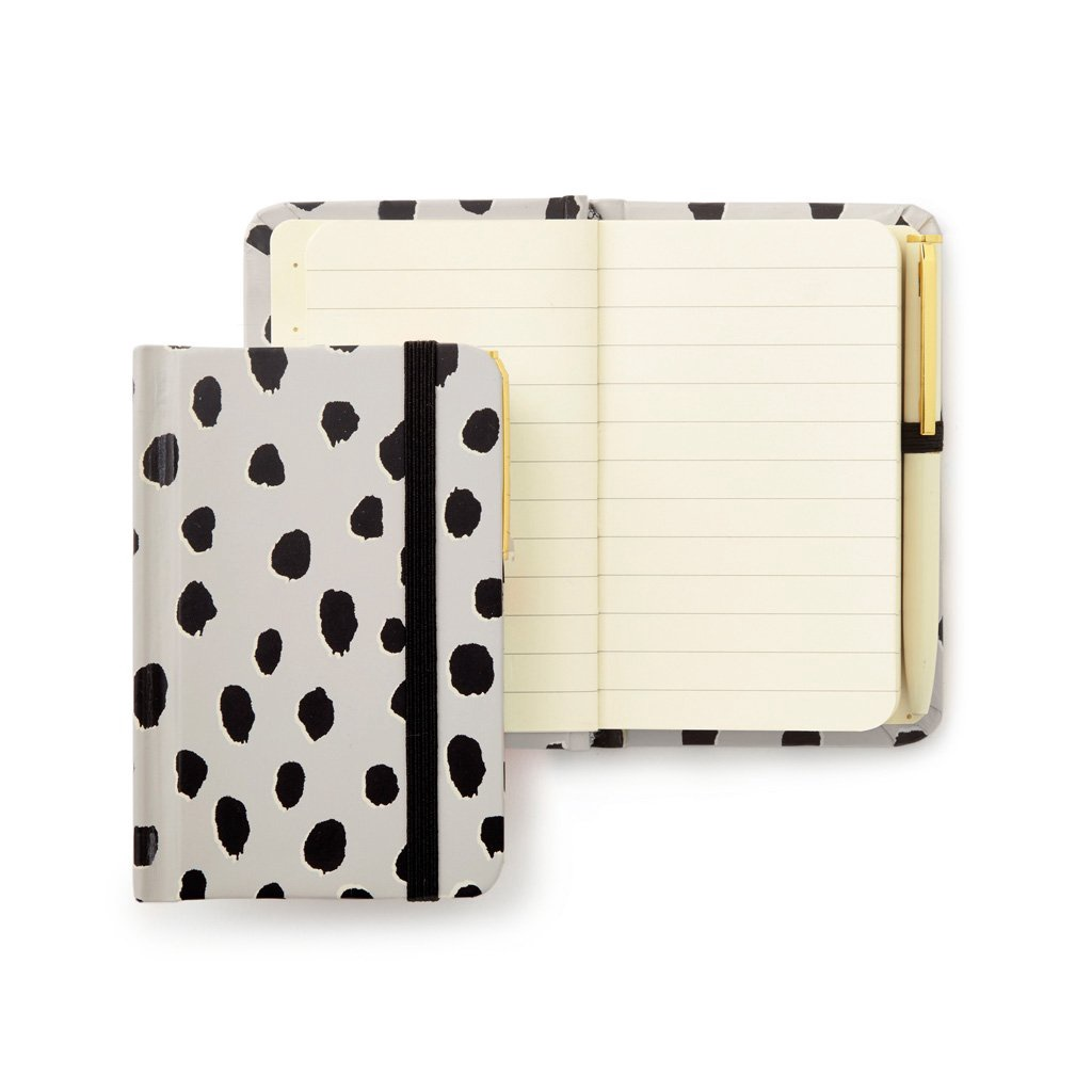 Mini Notebook with Pen by Kate Spade