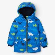 Hatley Dino Herd Puffer Coat