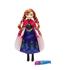 DISNEY FROZEN ANNA S MAGICAL STOY CAPE