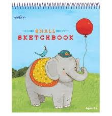 ELEPHANT SMALL SKETCHBOOK