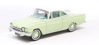Oxford #76FCC001 1/76 Ford Consul Capri