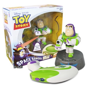 TOY STORY SPACE RANGER