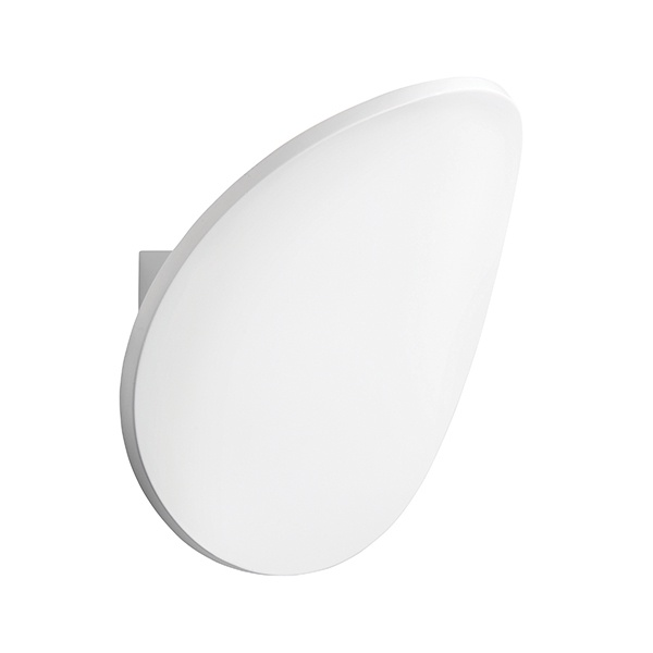 Cassa 1lt wall 5W warm white - matt white