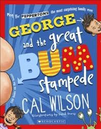 George and the Great Bum Stampede