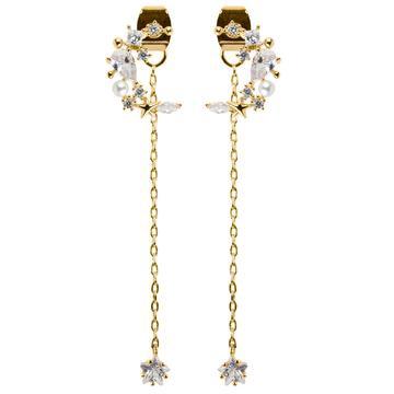 Girls Crew Moonlight Dangle Earrings