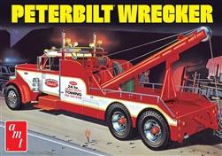 AMT #1133 1/25 Peterbilt 359 Wrecker