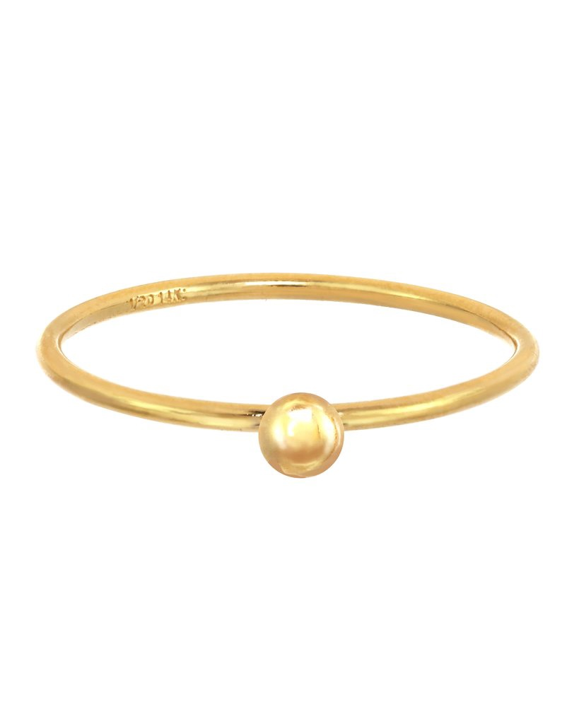 Point Ring Gold