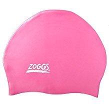 ZOGGS EASY-FIT SILICONE SWIM CAP