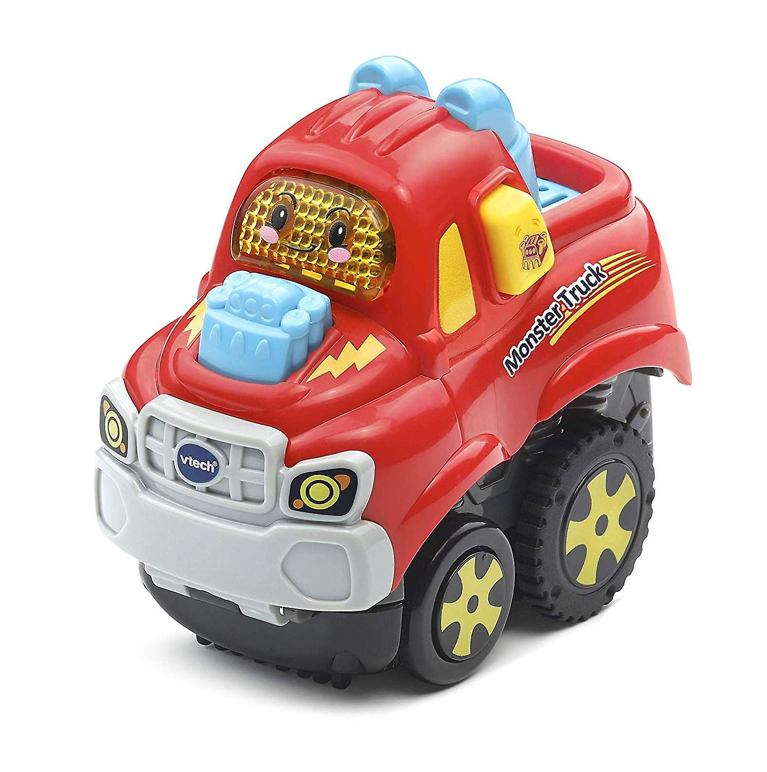TOOT-TOOT DRIVERS PRESS 'N' GO MONSTER TRUCK