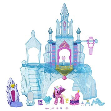 MLP CRYSTAL EMPIRE CASTLE