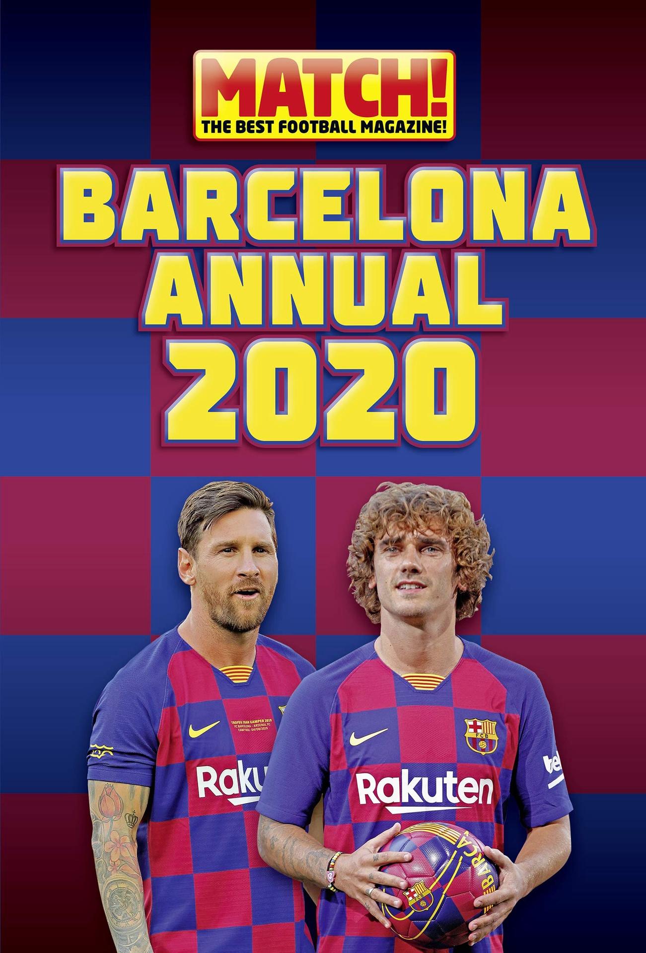 BARCELONA ANNUAL 2020 (HB)