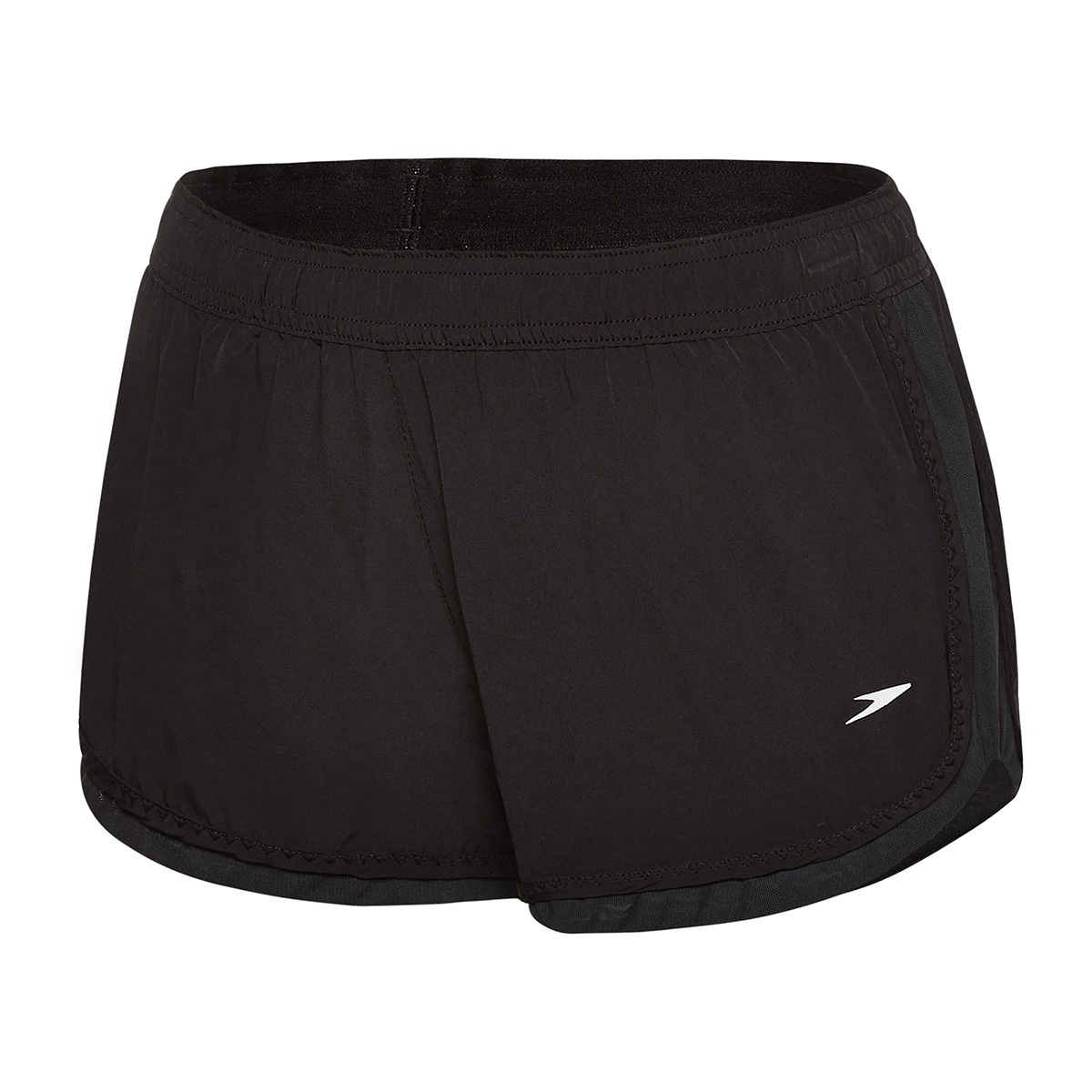 Womens Classic Training Short Black