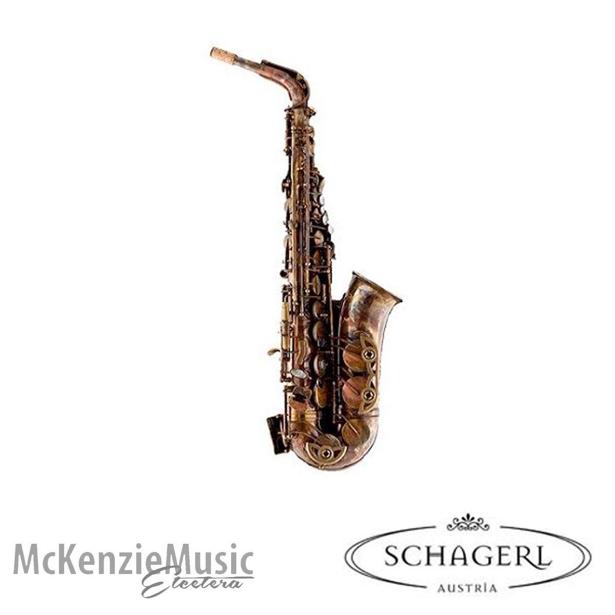 Schagerl Superior Alto Saxophone Vintage