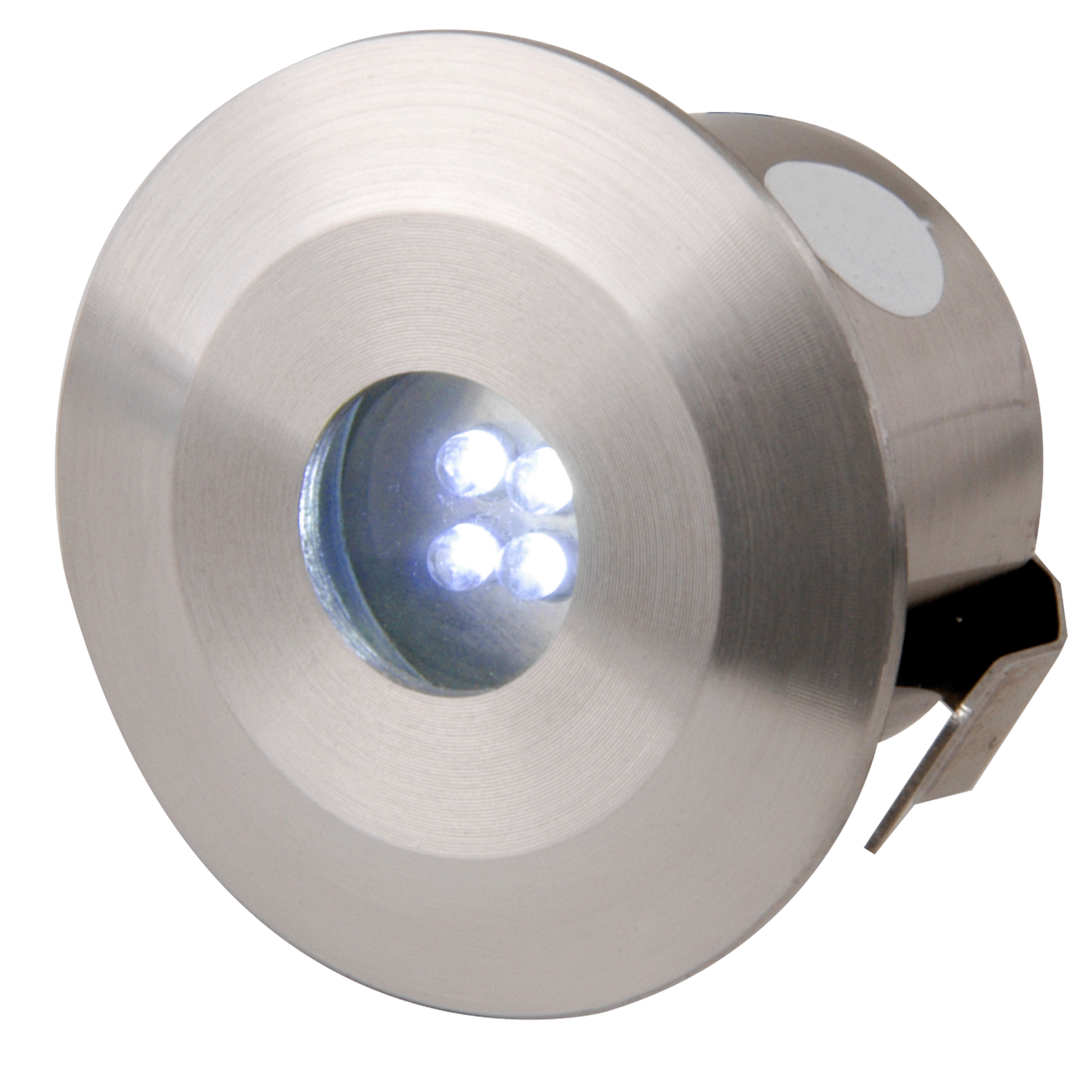 IP44 STAINLESS STEEL LED KIT x 4 - BLUE