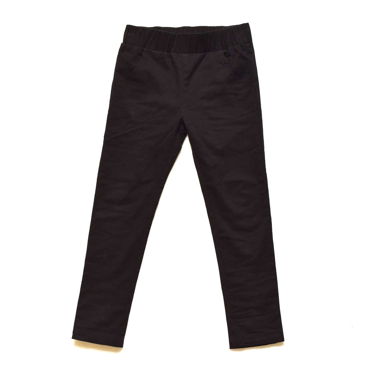 Little Lords Skinny Pant Black