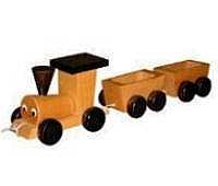 Tom Dick and Harry Train