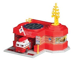 FDNY MINI FIRE STATION